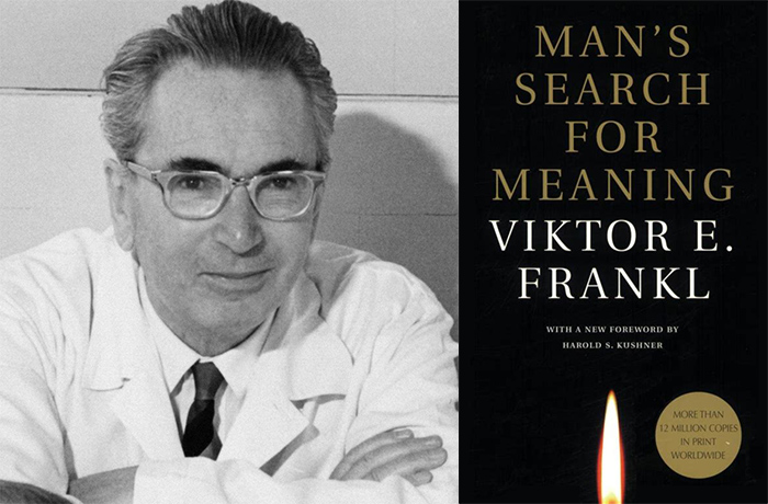 """""""Everything can be taken from a man but one thing: the last of the human freedoms – to choose one's attitude in any given set of circumstances, to choose one's own way."""" – Viktor Frankl"""