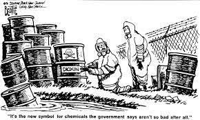 Dirty Dozen Endocrine Disruptors